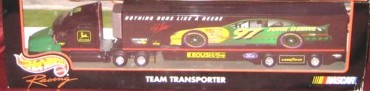 1999 Hot Wheels Transporters 1:64 #97  C.Little/John Deere