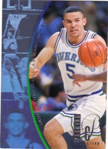 1994-95 SP Holoviews #PC32 Jason Kidd