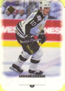 1994-95 SP Premier Die-Cuts #6 Todd Harvey