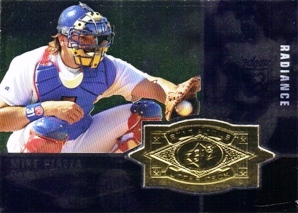 1998 SPx Finite Radiance #157 Mike Piazza SF