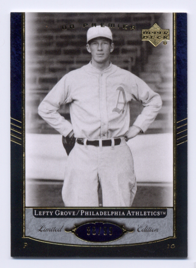 2007 Upper Deck Premier #8 Lefty Grove