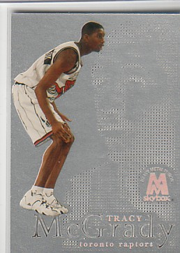 1998-99 SkyBox Molten Metal Fusion #16 Tracy McGrady