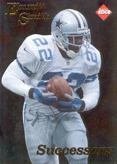 1998 Collector's Edge First Place Successors #23 Emmitt Smith
