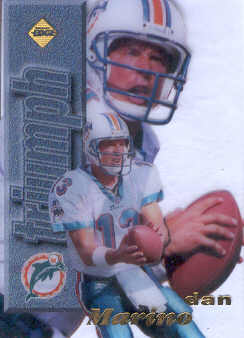 1998 Collector's Edge First Place Triumph #18 Dan Marino