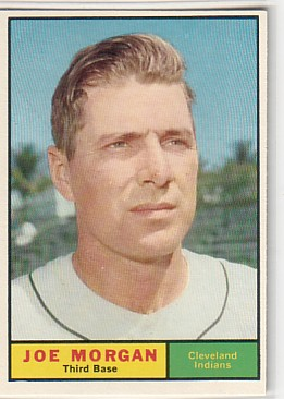1961 Topps #511 Joe M. Morgan