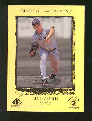 1999 SP Top Prospects #13 Rick Ankiel UER