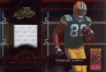2005 Absolute Memorabilia Rookie Jerseys #7 Terrence Murphy