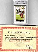 2005 Topps 50th Anniversary TROY HAMBRICK First Edition #2/3