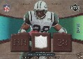 2007 Artifacts NFL Artifacts Patch #NFLCM Curtis Martin