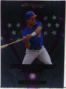 2005 Donruss Power Alley Purple #20 Moises Alou