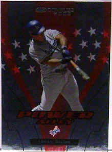 2005 Donruss Power Alley Red #2 Adrian Beltre