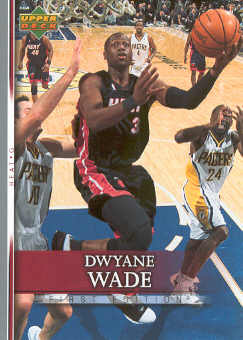 2007-08 Upper Deck First Edition #198 Dwyane Wade