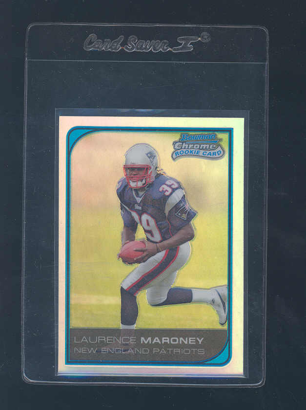 2006 Bowman Chrome Refractors #270 Laurence Maroney
