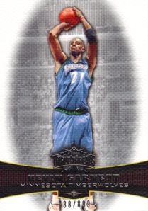 2006-07 Topps Triple Threads #18 Kevin Garnett