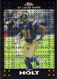 2007 Topps Chrome Xfractors #TC30 Torry Holt