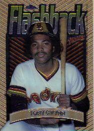1998 Topps Chrome Flashback #FB6 Tony Gwynn