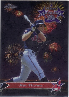 1997 Topps Chrome All-Stars #AS7 Jim Thome