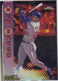 1999 Topps Chrome New Breed Refractors #NB2 Brad Fullmer