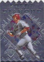 1999 Topps Chrome Lords of the Diamond #LD5 Mark McGwire