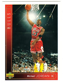 1993-94 Upper Deck #23 Michael Jordan