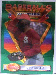 1993 Finest #95 Lee Smith AS