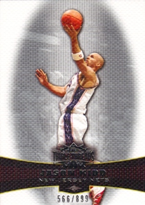 2006-07 Topps Triple Threads #63 Jason Kidd