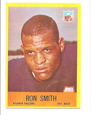 1967 Philadelphia #10 Ron Smith
