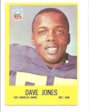 1967 Philadelphia #90 Deacon Jones