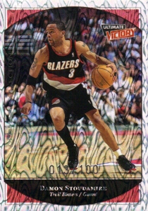 1999-00 Ultimate Victory Parallel 100 #67 Damon Stoudamire