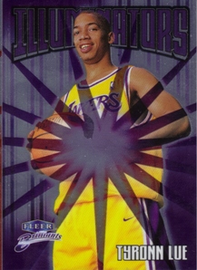 1998-99 Fleer Brilliants Illuminators #14 Tyronn Lue