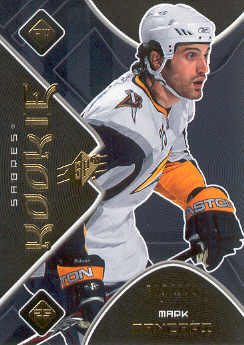 2007-08 SPx #152 Mark Mancari RC