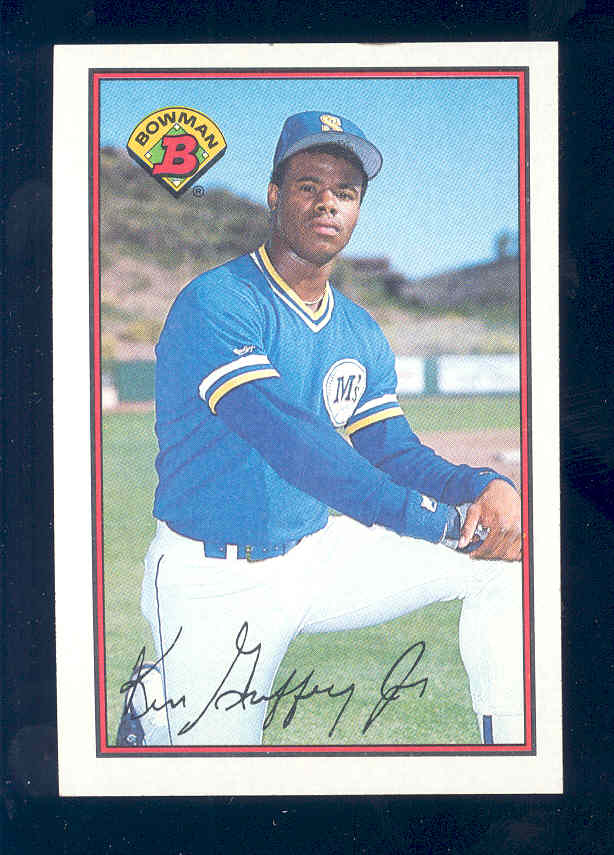 1989 Bowman #220 Ken Griffey Jr. RC