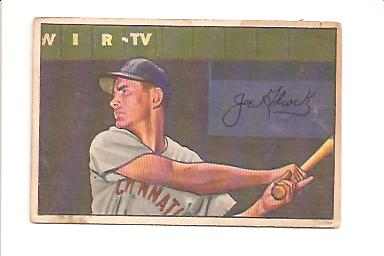 1952 Bowman #69 Joe Adcock