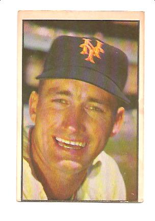 1953 Bowman Color #19 Alvin Dark