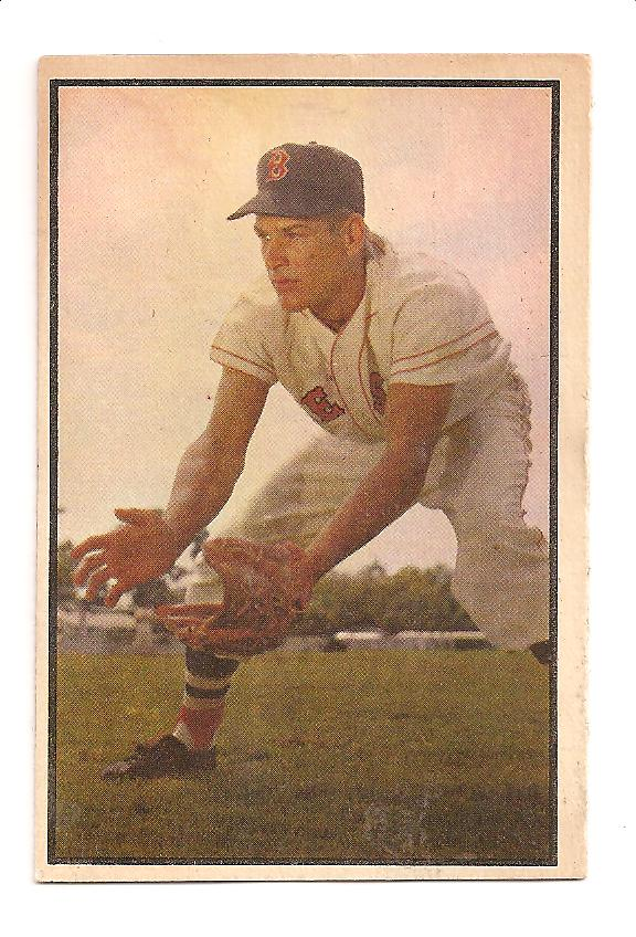 1953 Bowman Color #148 Billy Goodman