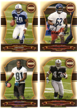 2007 Donruss Classics Timeless Tributes Bronze #162 Chris Henry