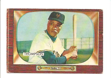 1955 Bowman #94 Hank Thompson