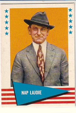 1961 Fleer #120 Napoleon Lajoie