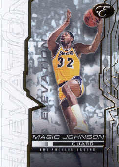 2007-08 Bowman Elevation #50 Magic Johnson