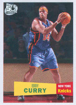 2007-08 Topps 1957-58 Variations #25 Eddy Curry