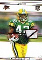 2007 Topps Performance Rookie Relics Bronze #112 DeShawn Wynn