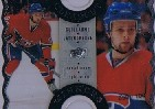 2007-08 Upper Deck Clear Cut Winners  #CCW65 Guillaume Latendresse