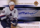 2005-06 Ultimate Collection Ultimate Signatures #USMN Markus Naslund