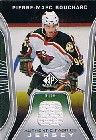 2006-07 SP Game Used Authentic Fabrics #AFBO Pierre-Marc Bouchard