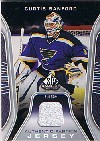 2006-07 SP Game Used Authentic Fabrics #AFCS Curtis Sanford