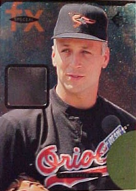 1995 SP Special FX #16 Cal Ripken