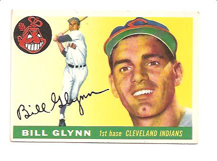 1955 Topps #39 Bill Glynn