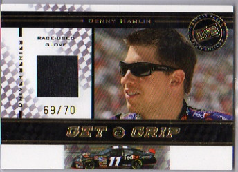 2007 VIP Get A Grip Drivers #GGD17 Denny Hamlin