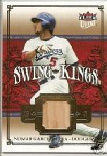 2007 Ultra Swing Kings Materials #NG Nomar Garciaparra