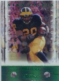 2008 Playoff Prestige Xtra Points Green #180 Mike Hart